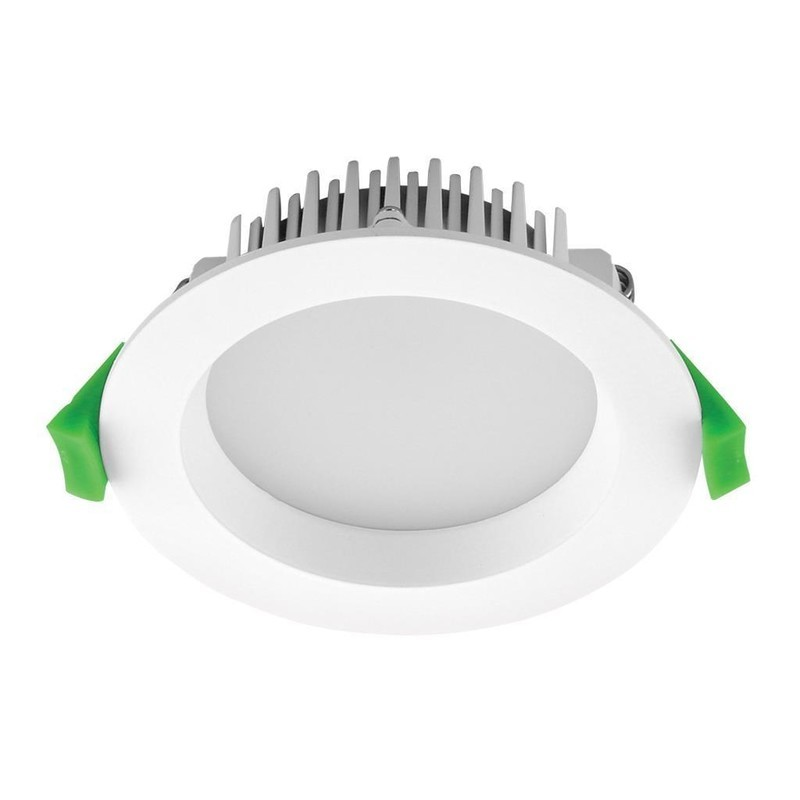 13w fixed round led downlight creative lighting solutions - Downlight led para cocina ...