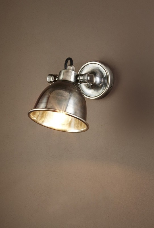 Phoenix Wall Lamp Antique Brass Or Silver Creative