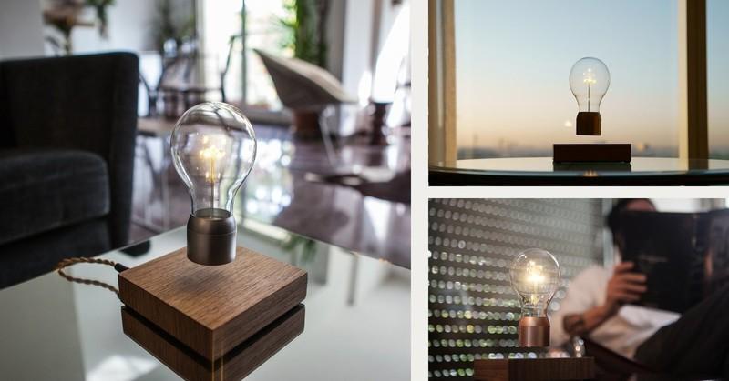 Flyte Levitating Lamp Creative Lighting Solutions