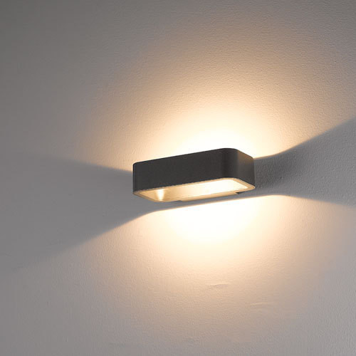 Oblong 5w led wall light creative lighting solutions o mozeypictures Gallery