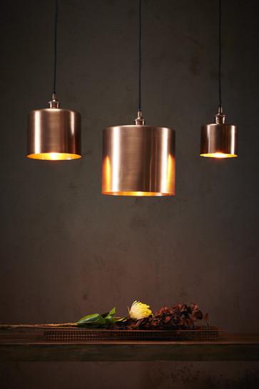Zurich Copper Creative Lighting Solutions