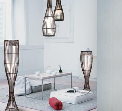 Maluka Large Floor Lamp Creative Lighting Solutions