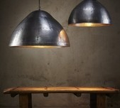 P51 Riveted Pendant Light