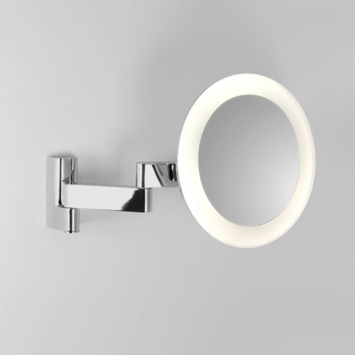 adjustable bathroom vanity lights adjustable led vanity mirror creative lighting solutions 15366