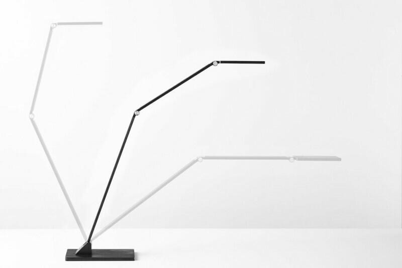 Fremantle Led Desk Lamp 4 Finishes Creative Lighting