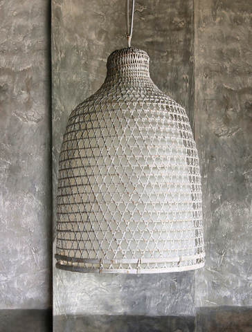 Rattan Bell Pendant Creative Lighting Solutions