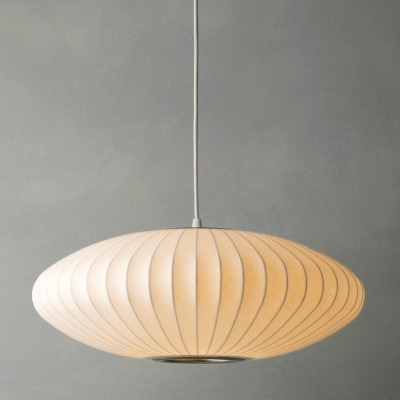 Replica george nelson saucer bubble lamp creative lighting solutions r aloadofball Choice Image