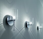 Spillray Wall Light / 4 Finishes