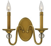 Eleanor 2L Wall Light / 3 Finishes