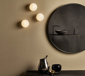 Saucer Wall Light
