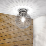 Bolle Ceiling Light / 2 Colours