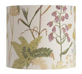 Botanical Drum Lampshade