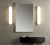 Horizontal / Vertical Linear Vanity Light / 2 Sizes