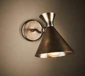 Cabin Wall Lamp / 2 Finishes