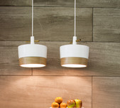 Ceramic Pendant Light 1