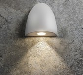 Egg LED Shower Light