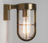 Marine Cage Wall Light / 3 Finishes