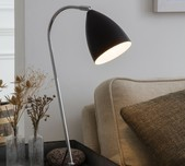 Mod Adjustable Table Lamp / 2 Finishes