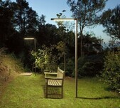Palo Alto Outdoor Lamps / 7 Models / 2 Finishes