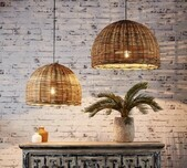 Perfect Rattan Pendant / 2 Sizes