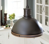 Pratt Street 3L Pendant / 2 Finishes
