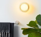 Crisp Wall or Ceiling Light / 4 Colours