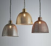 Riva Pendant - Medium / 4 Finishes