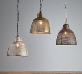 Riva Pendant - Small / 4 Finishes