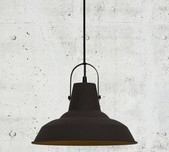 Rust Brown Nordic Pendant