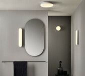 Sphere Ceiling - Wall Light /  2 Sizes