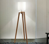 Trepai Floor Lamp / 2 Finishes