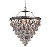 Teardrop Waterfall Chandelier / 3 Sizes