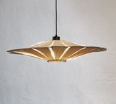 Timber Slat Pendant