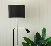 Union Twin Task Floor Lamp