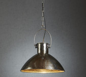 Vintage Factory Pendant / 2 Finishes