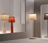 WIND Exterior Floor Lamp / 3 Sizes / 3 Colours