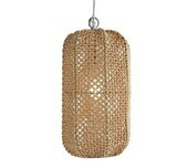 Hand Woven Beaded Pendant / 3 Sizes