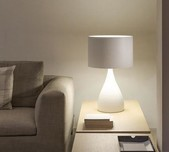 Jazz Table Lamp / 2 Sizes / 3 Finishes