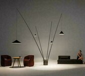 North Floor Lamp / 4 Models / 4 Finishes