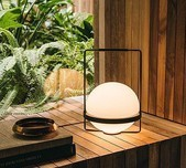 Palma Table Lamp / 2 Finishes
