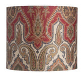Brocade Drum lampshade / 3 Colours