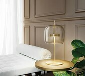 Jube Table Lamp / 2 Sizes / 4 Colours