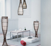 Maluka large floor lamp