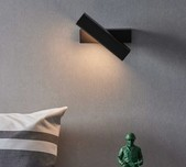 Mumu Wall Light / 2 Finishes