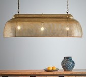 Riva Island Pendant - 4 finishes