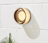 Dimple Wall or Ceiling Light / 4 Colours