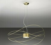 Hoops Suspension Light / 4 Sizes