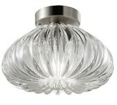 Diamante Ceiling Light / 2 Colours